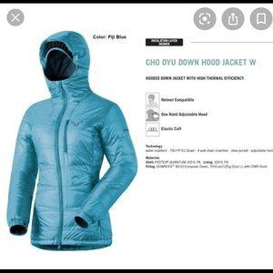 Dynafit Cho Oyu Down Puffer Coat / Jacket
